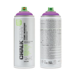 Montana Chalk Spray Paint - 400 ml, Violet