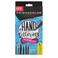 Prismacolor Hand Lettering Set - Beginner, 8-Piece Set