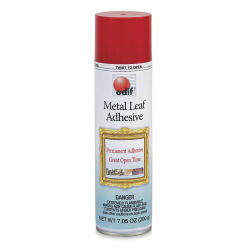 Odif Metal Leaf Adhesive Spray, 7.1oz Can