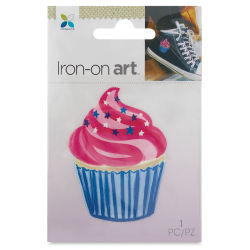 Iron-On Art, Cupcake