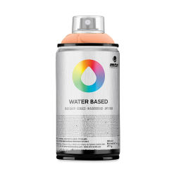 MTN Water Based Spray Paint - Azo Orange Pale, 300 ml Can