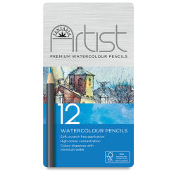 Fantasia Watercolor Pencils - Set of 12