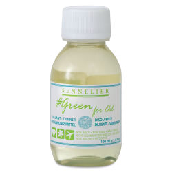 Sennelier #Green for Oils - Thinner, 100 ml