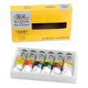 Winsor & Newton Galeria Flow Acrylics - Set of 6 colors, 60 ml tubes