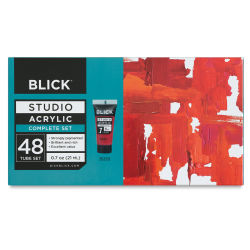 Blick Studio Acrylics and Sets