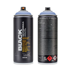 Montana Black Spray Paint - Waltraut, 400 ml can