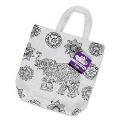 Tulip Color Me Tote - Elephant, Short Length