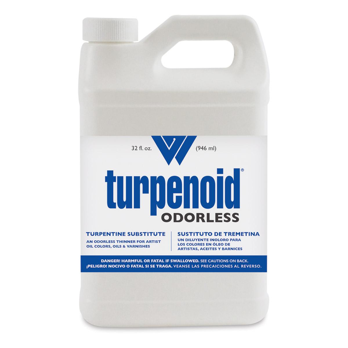Weber Turpenoid - Quart Plastic Bottle