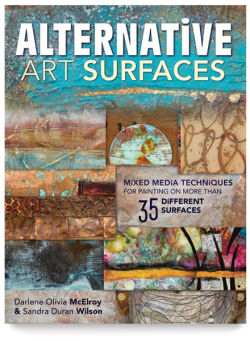 Alternative Art Surfaces - Paperback