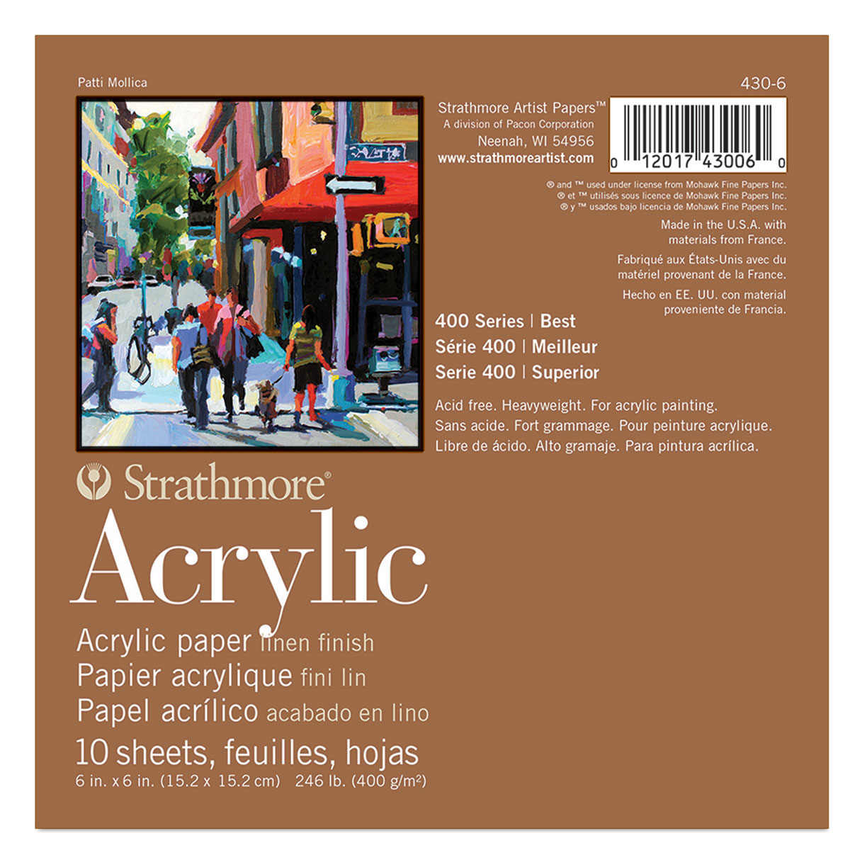 Acrylic Painting Paper And Pads Blick Art Materials