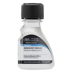 Winsor & Newton Watercolor Mediums - Iridescent Medium, 75 ml bottle