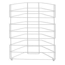 Portable Rack with 8 Shelves