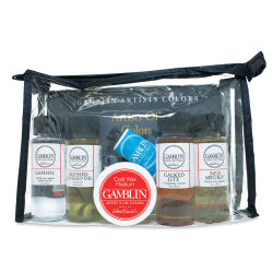 Gamblin Oil Medium Set