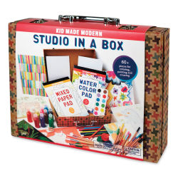 Kid Made Modern Craft Kit - Studio in a Box Kit