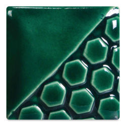 Mayco Elements Glaze - Green Sapphire, Pint