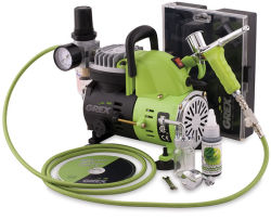 Genesis XT Airbrush/Air Compressor Kit