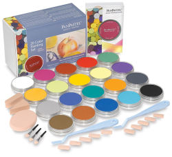 Painting Colors, Set of 20