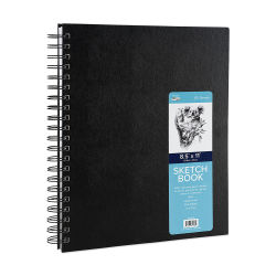 ProArt Spiral Bound Sketchbook - 11'' x 8.5'', 80 sheets