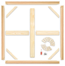 Masterpiece B2 Stretcher Kit - 24'' x 24''