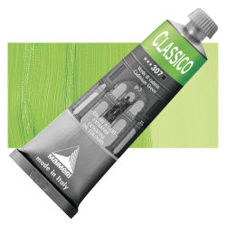 Maimeri Classico Oil Color - Cadmium Green, 60 ml tube