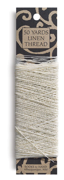 Linen Thread - 50 yards
