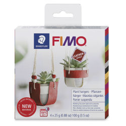 Staedtler Fimo Leather Effect Plant Hanger Kit