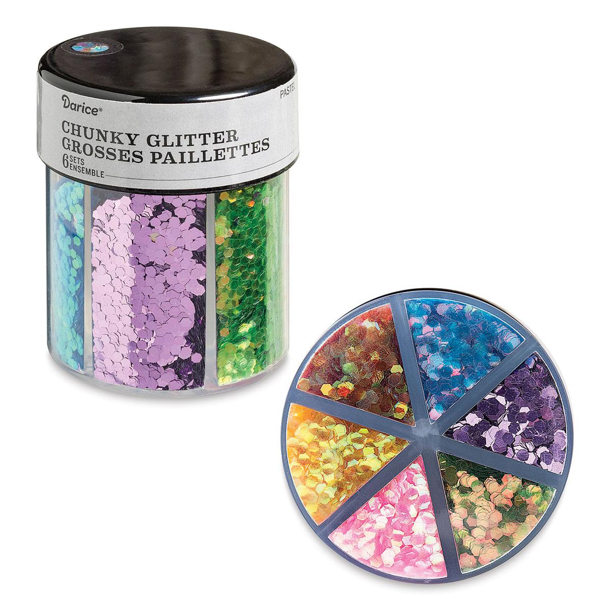 008 Premium Fine Craft Glitter Vivid Green Glitter