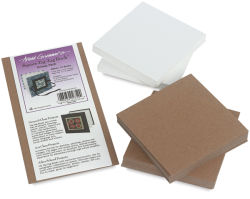 Zig-Zag Book, Pkg of 12 Square Books