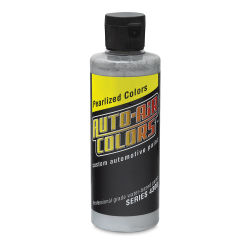 Createx Auto Air Color - 4 oz, Pearlized Silver