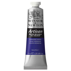 Winsor & Newton Artisan Water Mixable Oil Color - Dioxazine Purple, 37 ml tube
