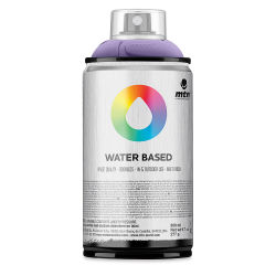 MTN Water Based Spray Paint - Dioxazine Purple Light, 300 ml Can