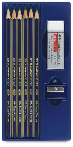 Sketching Pencils, Set of 6