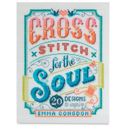 Cross Stitch for the Soul, Book Cover