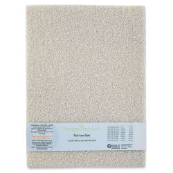 "Schulcz Scale Model Plant Foam - White, Single, Coarse, 10 mm, 11-3/4"" x 15-3/4"" (front of package)"