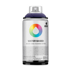 MTN Water Based Spray Paint - Dioxazine Purple Dark, 300 ml Can