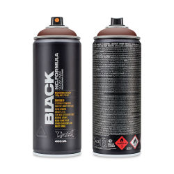Montana Black Spray Paint - Marron, 400 ml can