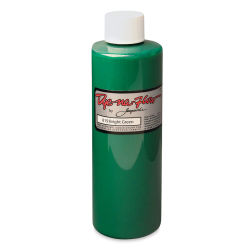 Jacquard Dye-Na-Flow Fabric Color - Bright Green, 8 oz bottle