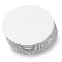 Paper Button Circles, Pkg of 100