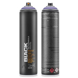 Montana Black Spray Paint - Royal Purple, 600 ml can