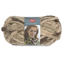 Red Heart Boutique Irresistible Yarn - 10 oz, Tiramisu