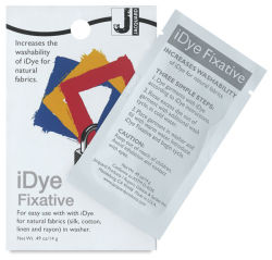Jacquard iDye Color Fixative - 14 g Packet