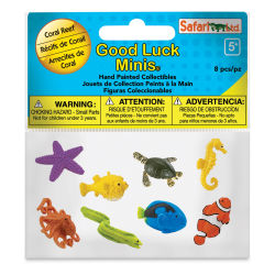 Safari Ltd Good Luck Minis Fun Packs- Coral Reef