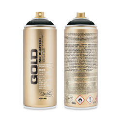 Montana Gold Acrylic Professional Spray Paint - Coke, 400 ml can