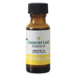 Country Lane Essential Oils - California Lemon, 0.5 oz