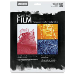 Jacquard Solarfast - Film, Package of 8