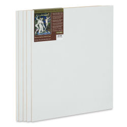 Masterpiece Sausalito Hardcore Pro Canvas Panel Pack - 16'' x 20, Pkg of 5
