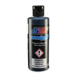 Createx Candy2O Auto Air Color - Black, 4 oz