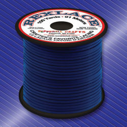 Rexlace - 100 yards, Royal Blue