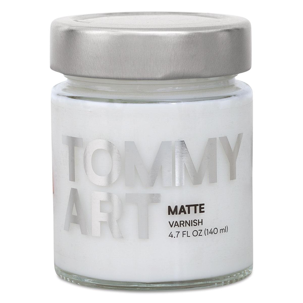 Tommy Art DIY System - Matte Varnish, 140 ml