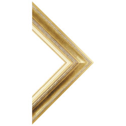 Blick Aristocrat Wood Frame - 9'' x 12'' x 3/8'', Gold